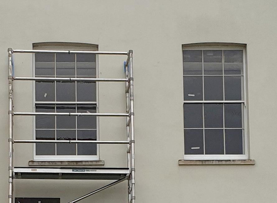 New box sah windows